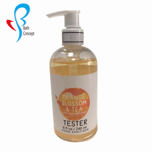 Wholesale Alcoholfree Natural Moisterizing Large Hand Sanitizer for Sales